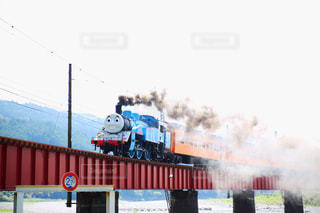 機関車の写真・画像素材[535370]