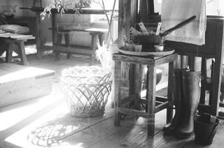 カフェの写真・画像素材[834714]