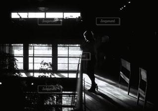 カフェの写真・画像素材[834716]