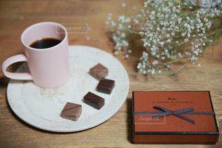 おうちチョコカフェの写真・画像素材[1749719]