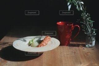 食べ物,食事,朝食,ポトフ,野菜,皿,食器,カップ,料理,おいしい,ソーセージ,ブランチ,食器類,ジョンソンヴィル
