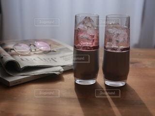 タケヤシャンパンフルートの写真・画像素材[4132378]