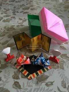 手作り,ひな祭り,折り紙,おひなさま,ぼんぼり,ひし餅