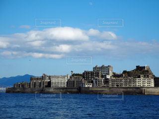長崎軍艦島の写真・画像素材[874639]