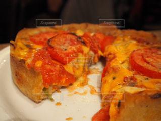 アメリカ,シカゴ,ピザ,シカゴピザ,Lou Malnati's,ディープデッシュピザ