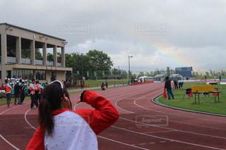 虹のかけはしの写真・画像素材[742920]