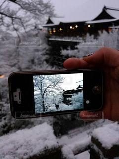 清水寺,雪,京都,綺麗,観光
