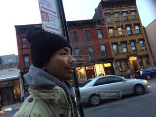 NYの街の写真・画像素材[907404]
