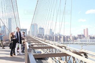 Brooklyn ブリッジの写真・画像素材[999035]