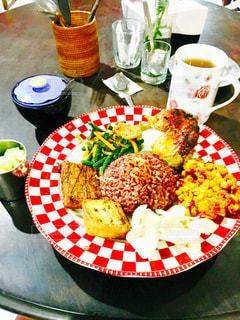 料理,名物,インドネシア,ウブド,バリ,ナシ・チャンプル,Warung Igeranca