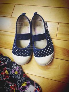 思い出,上履き,卒園,思い出のつまった靴