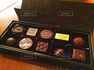 チョコレートの写真・画像素材[340594]