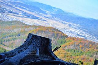 山のビュー - No.880261