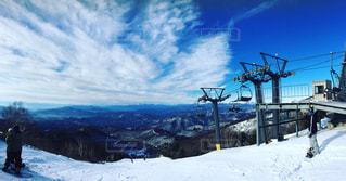 風景,スポーツ,雪,晴天,雪山,スキー,スノーボード,PassMe,川端スキー場