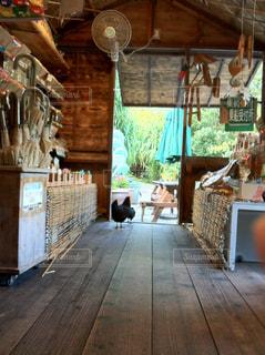 沖縄,旅行,のんびり,時間,鶏が買い物