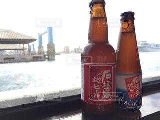 海,沖縄,旅行,ビール,石垣島