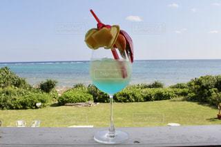 海辺で1杯🍹 - No.1204299