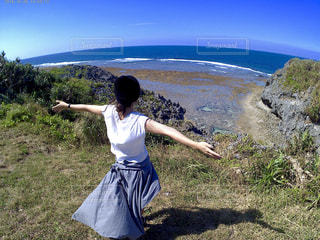 海,自由,夢,ポジティブ,目標,可能性