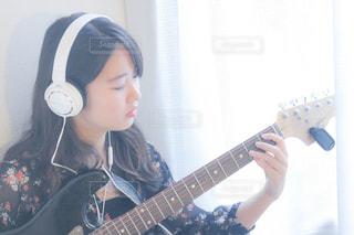 guitarの写真・画像素材[808850]