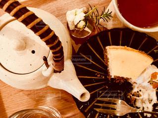 お茶が入りました🍵の写真・画像素材[950190]
