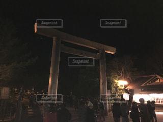 神社の写真・画像素材[298944]