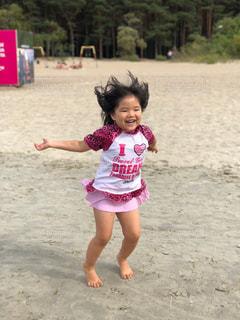 海,スポーツ,キッズ,ジャンプ,水着,子供,女の子,水泳