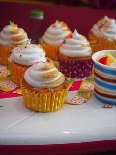 カップケーキの写真・画像素材[828494]