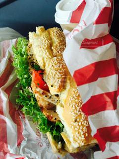 サンドイッチの写真・画像素材[476003]