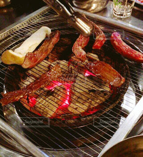 韓国,焼肉,ドラム缶,KORIA