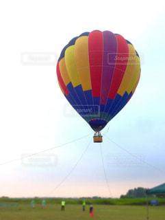 気球の旅の写真・画像素材[804914]