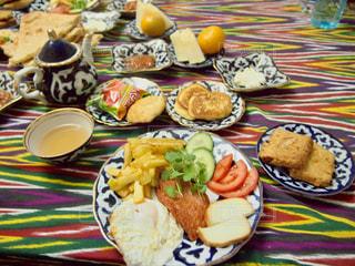 朝食の写真・画像素材[413267]