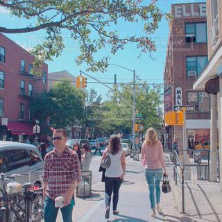 ブルックリンの日常の写真・画像素材[1013572]