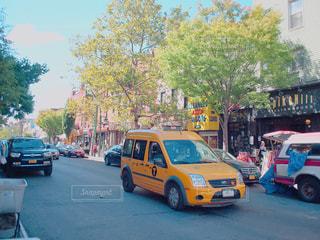 ニューヨーク,海外,アメリカ,景色,街,旅行,交差点,タクシー,NY,留学,マンハッタン,海外旅行,I ♡ NY,ブルックリン