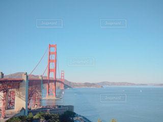 サンフランシスコ、ゴールデンゲートブリッジの写真・画像素材[1018835]