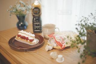 おうちカフェの写真・画像素材[1258121]