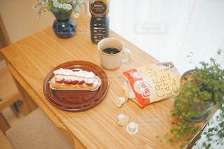 おうちカフェの写真・画像素材[1258122]