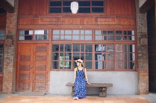 女子旅で訪れた台湾の街の写真・画像素材[2266804]