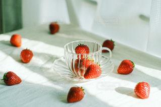 フレッシュなイチゴの写真・画像素材[3161122]