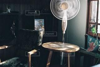 レトロな扇風機の写真・画像素材[3445932]