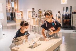 パナソニック クリエイティブミュージアム「AkeruE」への写真・画像素材[4879552]