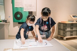 パナソニック クリエイティブミュージアム「AkeruE」への写真・画像素材[4879556]