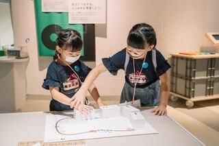 パナソニック クリエイティブミュージアム「AkeruE」への写真・画像素材[4879560]