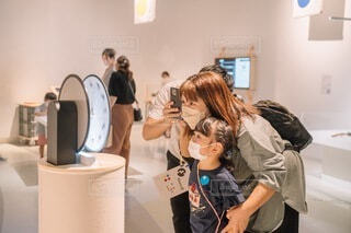 パナソニック クリエイティブミュージアム「AkeruE」への写真・画像素材[4879559]