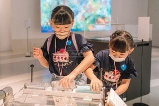 パナソニック クリエイティブミュージアム「AkeruE」への写真・画像素材[4879564]