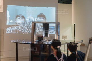 パナソニック クリエイティブミュージアム「AkeruE」への写真・画像素材[4879573]