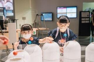 パナソニック クリエイティブミュージアム「AkeruE」への写真・画像素材[4879570]