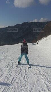 スキーに行きました。の写真・画像素材[4644092]