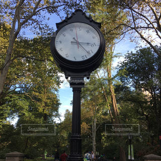 ニューヨーク,時計,NY,セントラルパーク