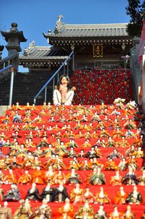 ひな祭りの写真・画像素材[369753]