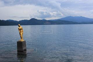 湖の写真・画像素材[152604]